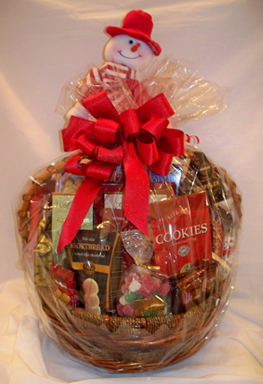 Christmas Gift Baskets by Sunshine Baskets & Gifts, Las Vegas
