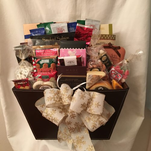 Custom baskets by Sunshine Baskets & Gifts