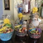 Custom designed Easter Baskets by Snshine Baskets & Gifts