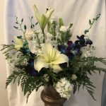 Celebrate Life Bouquet by Sunshine Baskets & Gifts.